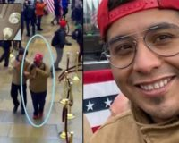 Infowars Reporter Sam Montoya Raided By Feds, Arrested For Covering Jan 6th Capitol Riot (Video)