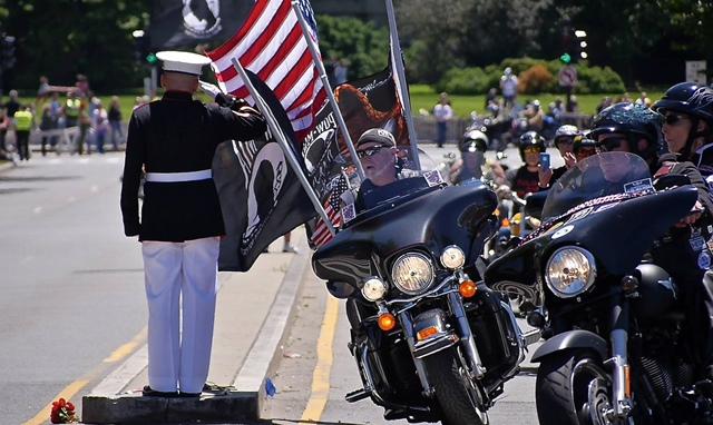 Memorial Day Motorcycle Ride to DC. Is the Pentagon Blocking the Event? ⋆ Conservative Firing Line