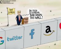 Cartoon of the Day: Wall of Silencing