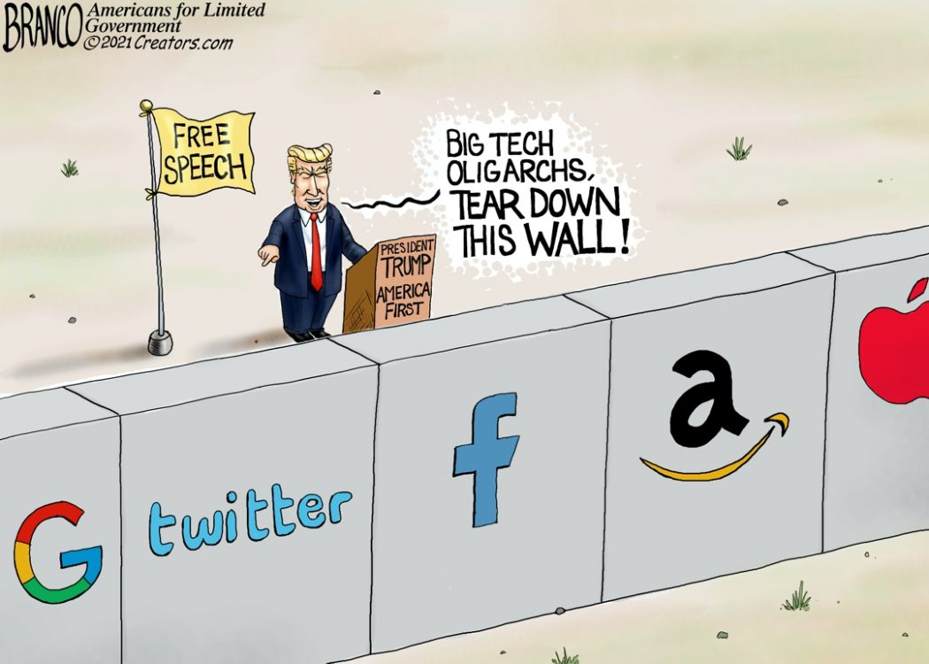Wall of Silencing ⋆ Conservative Firing Line