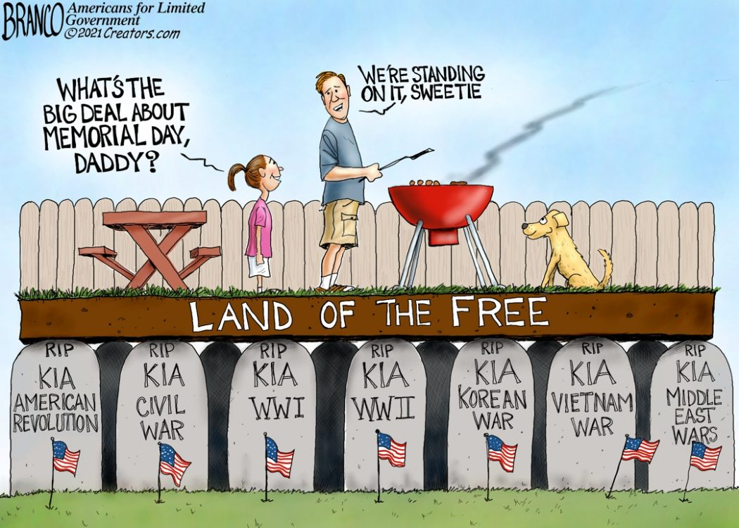 Some Gave All ⋆ Conservative Firing Line