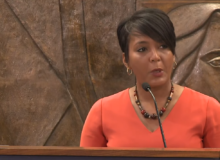 Atlanta Mayor Bottoms Out; Announces she's not seeking second term
