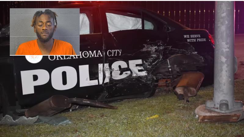 Oklahoma city officer