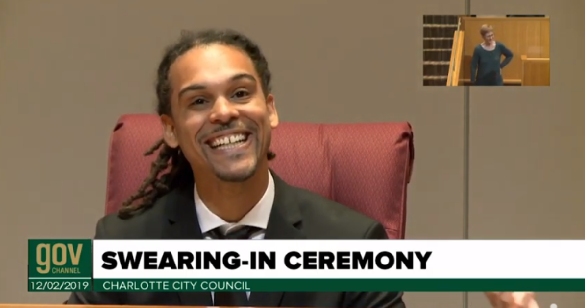 Charlotte City Councilman Advocates for Unarmed Police Replacement ⋆ Conservative Firing Line