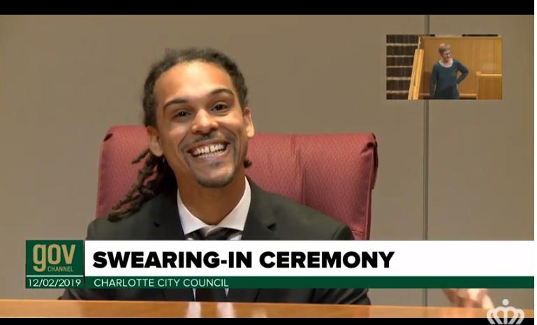 charlotte city councilman
