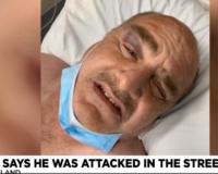 Disabled Portland Veteran Beaten by Armed BLM/Antifa