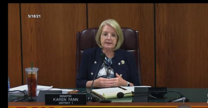 Arizona GOP Senate President Received Unknown White Powder ⋆ Conservative Firing Line