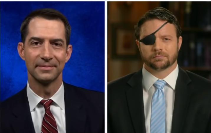 """We Will Expose You"" – Representative Crenshaw, Senator Cotton Create Whistleblower Site Against Woke Military ⋆ Conservative Firing Line"