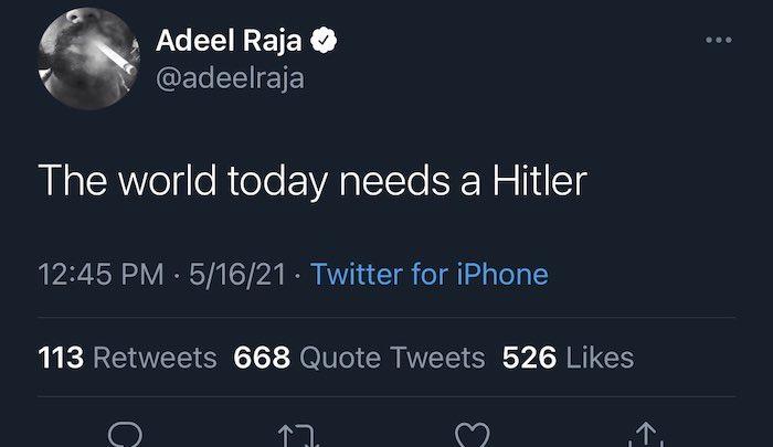 The World 'Needs a Hitler' ⋆ Conservative Firing Line