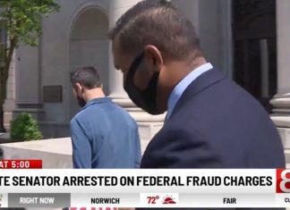 senator fraud