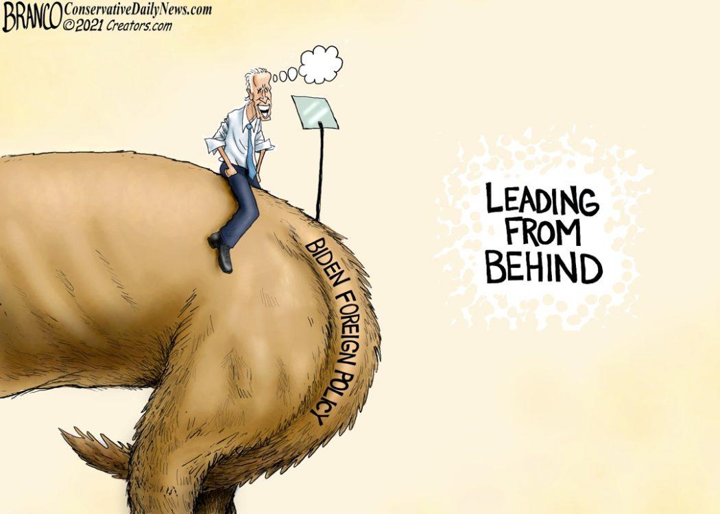 Joe Biden — A Tyrant's Best Friend ⋆ Conservative Firing Line