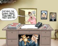 Cartoon of the Day: School Choice-O-Phobe