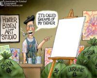 Cartoon of the Day: Quid Pro Art Show