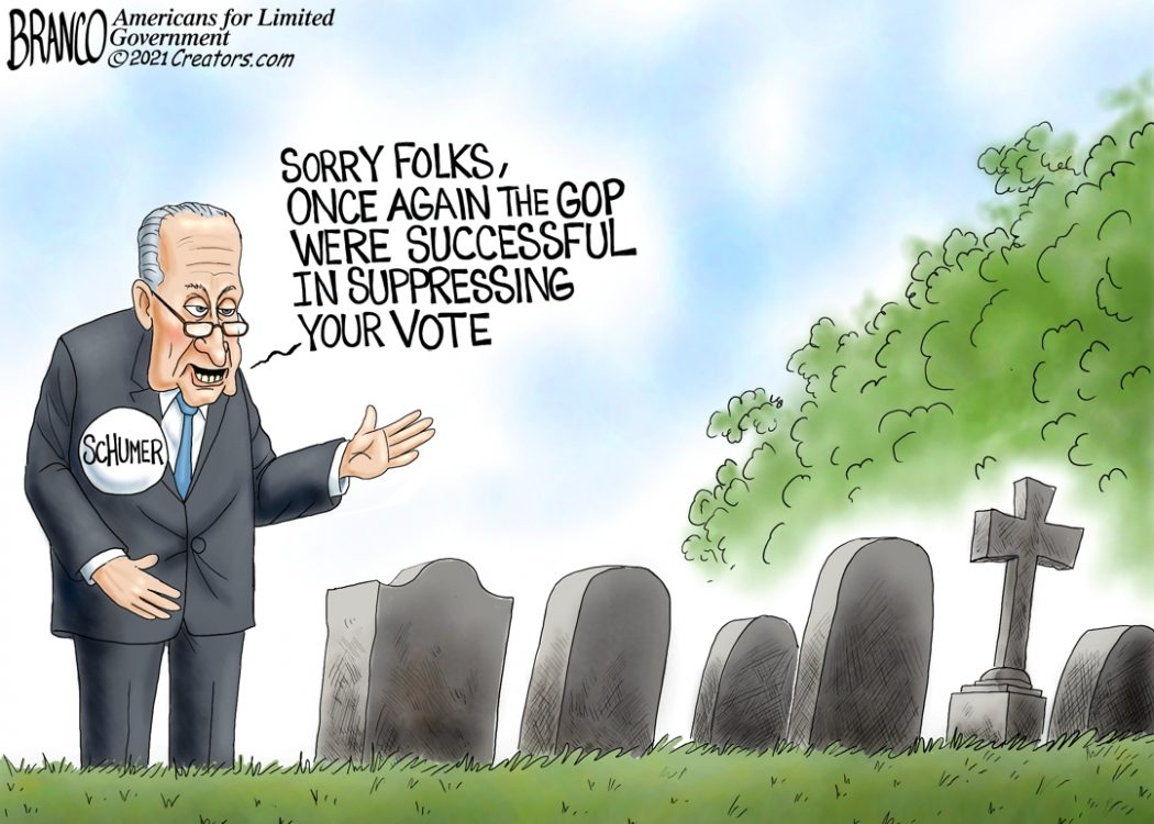 Dying To Vote ⋆ Conservative Firing Line