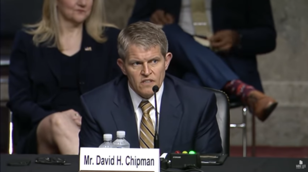 ATF Nominee Chipman – Senate Judiciary Committee Deadlocks on Vote ⋆ Conservative Firing Line