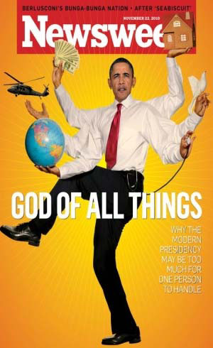 MSNBC Declares Obama 'Sort Of God' (Video) ⋆ Conservative Firing Line