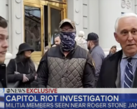 Roger Stone Under Investigation In Connection With Capitol Riot (Video)