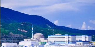 Taishan nuclear power plant