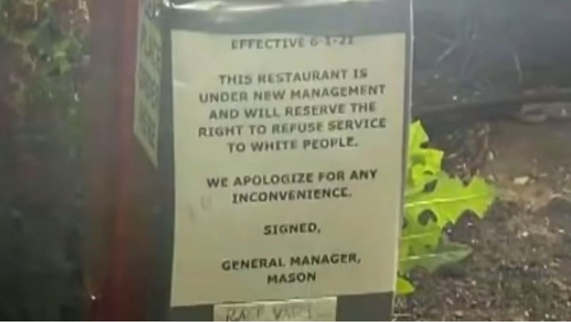racist Popeye's