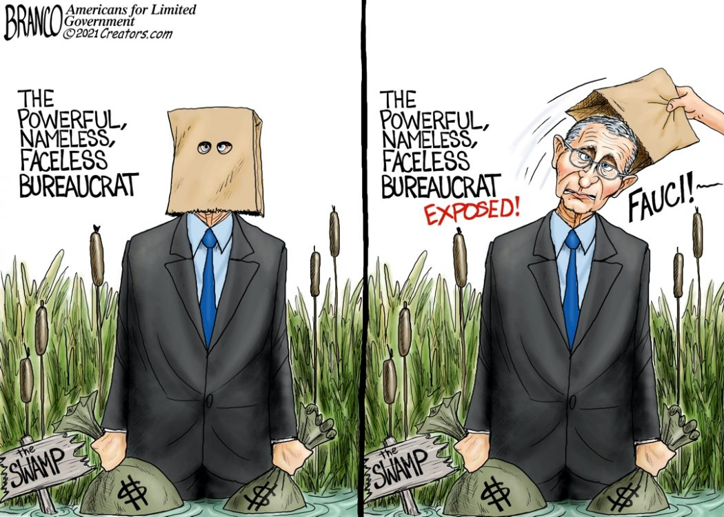 Creature of the Swamp ⋆ Conservative Firing Line