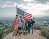 SoCal Teens Replace Flag on a Mountaintop – Patriotism Isn't Dead