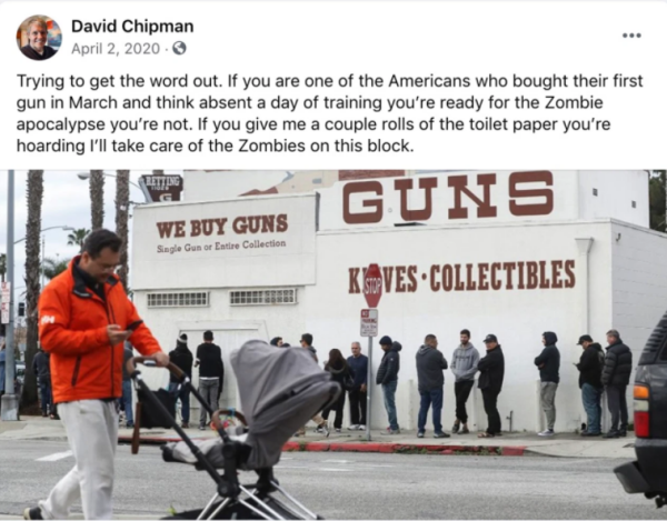 problem for david chipman
