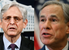 DOJ Threatened Texas Governor Over His Border Actions