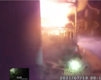 Officer Mark Conklin: Ran Toward Inferno to Rescue Family