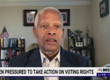 Lying Liar Hank Johnson Foments Violence With False Claims GOP Is Trying To 'Kill' Minorities On Voting; Threatens To 'Seize Control' (Video)