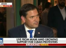 Marco Rubio: My Office Is Willing To Help BLM Emigrate To Cuba (Video)