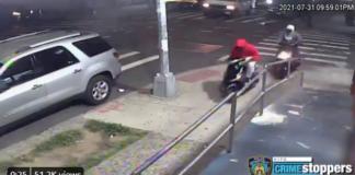 NYC crime wave