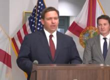 "Florida Free State: DeSantis Tells Biden, ""Why Don't You Do Your Job?"""