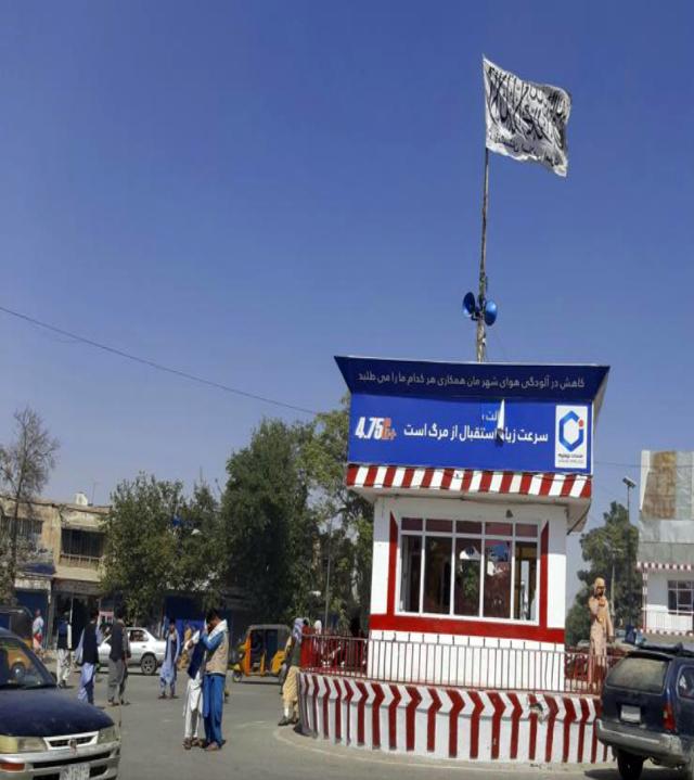 taliban take three