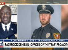 Unreal: Facebook Rejects Ad Honoring Brave Police Officer, Falsely Claims Ad 'Mentions Politicians' (Video)