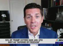 MSNBC Propagandist Dean Obeidallah Foments Violence: Trump Is Bin Laden, Supporters Are Terrorists, Fox News Is Al Jazeera (Video)