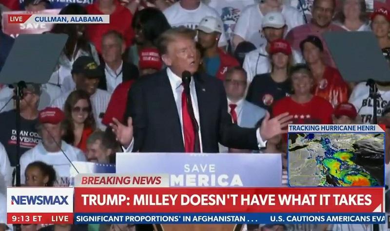 Trump woke