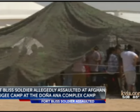 FBI Investigating Assault on Female Fort Bliss Service Member by Afghan Evacuees