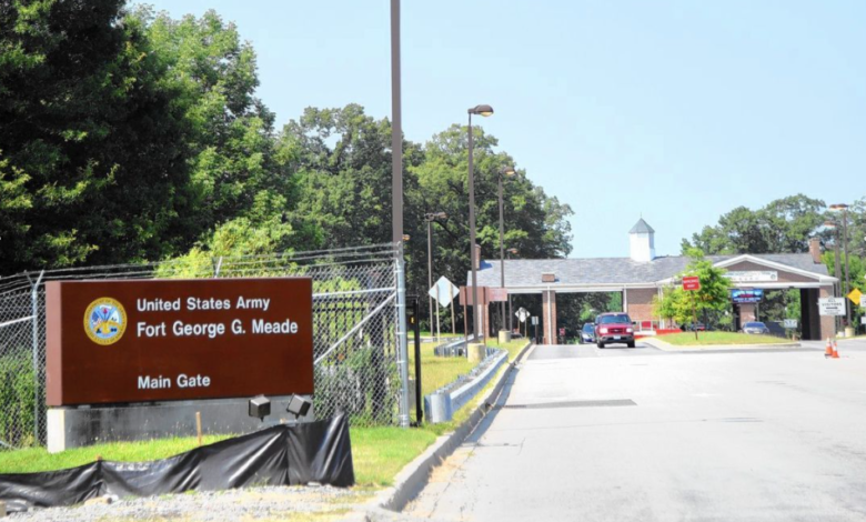 Fort Meade active shooter