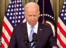 Biden: Border Agents Accused Of Whipping Illegals 'Will Pay'
