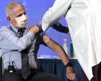 FDA Panel Deals Blow To Biden Vaccine Booster Plan