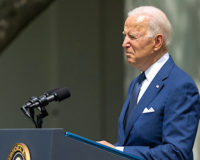 Brutal Twitter Hashtag Trends As Americans Realize Supply Chain Disaster Is Biden's Fault (Video)