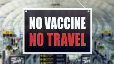vaccinated Labor Day Vacation