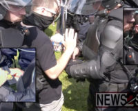 Armed Man Detained At 'Justice For J6' Rally 'Exposed As Undercover Law Enforcement' (Video)