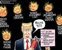 Cartoon of the Day: Biden Burnout