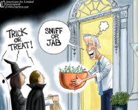 Cartoon of the Day: Nightmare on Pennsylvania Avenue
