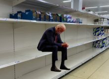 DC Insists Everything Will Be Fine As We Face Shortages Of Food And Other Items
