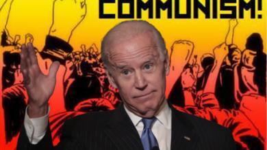 Biden Communist