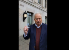 Rep Jim Walsh, Washington State Rep: Legislators Locked Out of Their Offices