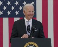 Biden Touts Rail, Suggests Taking 'Literally Millions Of Automobiles Off The Road,' Makes Huge Gaffe (Video)