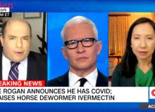 See Media Mock Joe Rogan For Taking 'Horse Dewormer' Then …